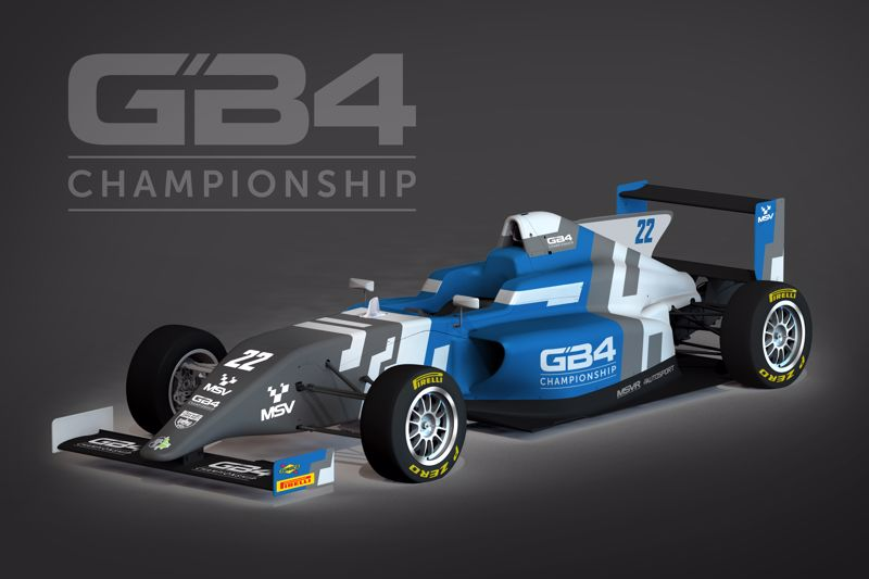 MSV announces new GB4 Championship for 2022