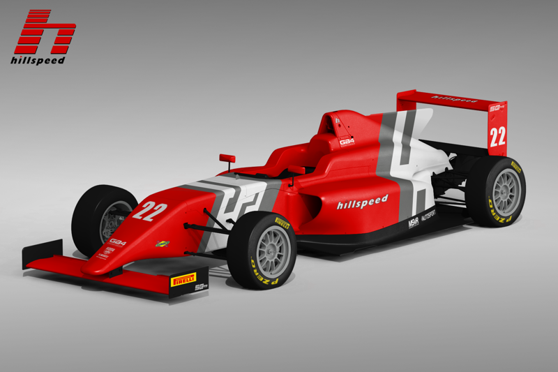 Hillspeed announces plans for two-car entry in GB4 Championship